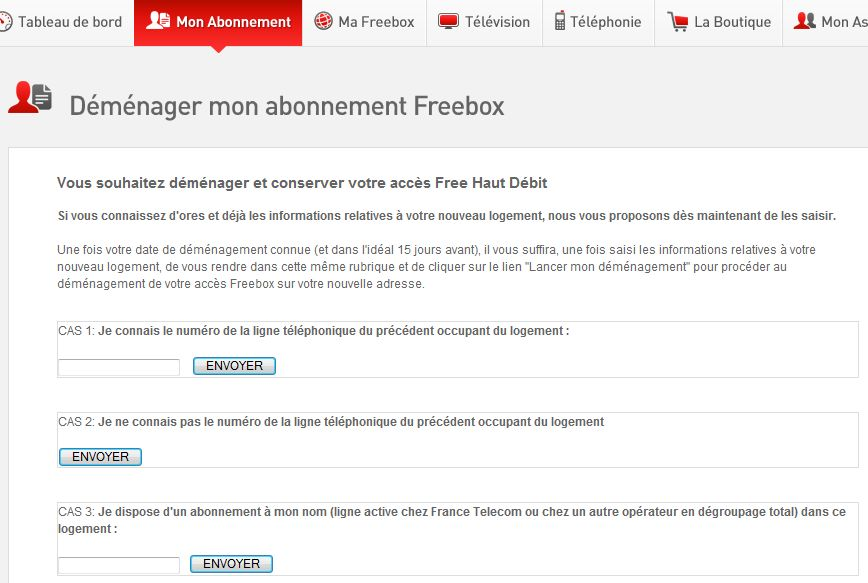 demenagement free